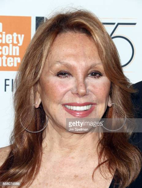 Actress Marlo Thomas attends the 55th New York Film Festival 'Spielberg' premiere at Alice Tully Hall on October 5 2017 in New York City