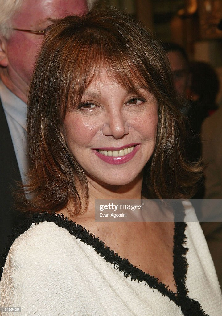 Actress Marlo Thomas attends the Broadway opening of 'Sly Fox' at The Barrymore Theatre April 1, 2004 in New York City.