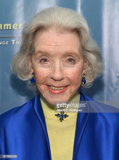 Actress Marsha Hunt attends the 5th anniversary of Kat Kramer's Films That Changed The World featuring the North American premiere of Fallout at the...