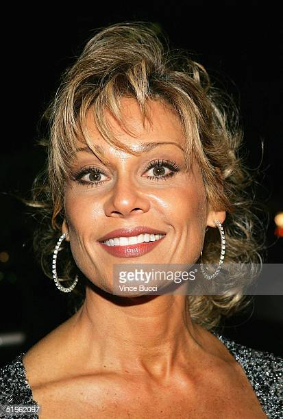 Actress Marta DuBois attends the Hallmark Channel's TCA Press Tour party on January 13 2005 at The Ebell Club in Los Angeles California