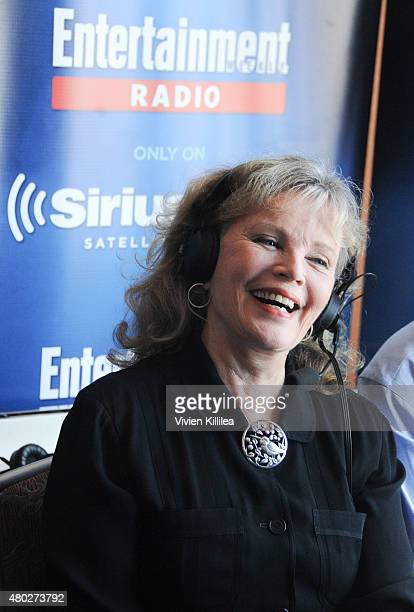 Actress Marta Kristen attends SiriusXM's Entertainment Weekly Radio Channel Broadcasts From ComicCon 2015 at Hard Rock Hotel San Diego on July 10...