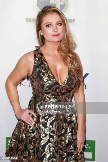 Actress Marta Krupa arrives at the Premiere Of Skinfly Entertainment's You Can't Have It at TCL Chinese Theatre on March 15 2017 in Hollywood...