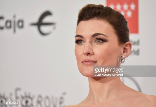 Actress Marta Nieto attends the red carpet during 'Jose Maria Forque Awards' 2020 at Ifema on January 11, 2020 in Madrid, Spain.