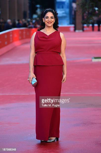 Actress Martha Nowill attends 'Entre Nos' Premiere during The 8th Rome Film Festival at Auditorium Parco Della Musica on November 10 2013 in Rome...