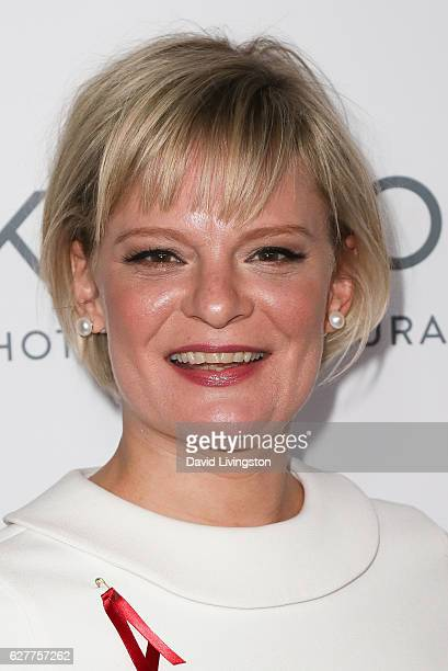 Actress Martha Plimpton arrives at the TrevorLIVE Los Angeles 2016 Fundraiser at The Beverly Hilton Hotel on December 4 2016 in Beverly Hills...