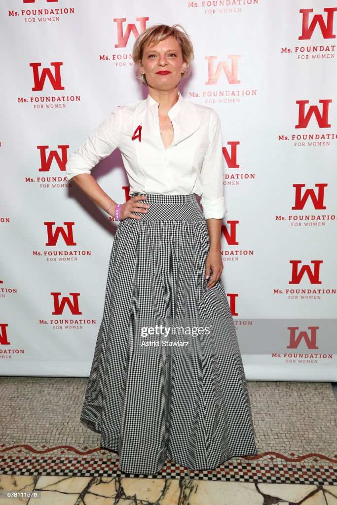 Actress Martha Plimpton attends the Ms. Foundation for Women 2017 Gloria Awards Gala & After Party at Capitale on May 3, 2017 in New York City.