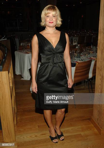 Actress Martha Plimpton attends the National Coalition Against Censorship's 35th Anniversary Free Speech celebration at the City Winery on October 19...