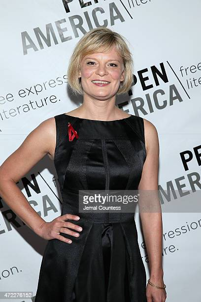Actress Martha Plimpton attends the PEN American Center Literary Gala at American Museum of Natural History on May 5 2015 in New York City