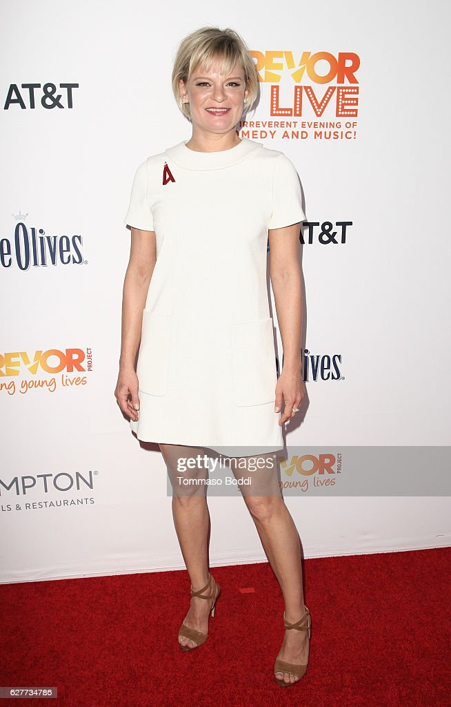 The Trevor Project's 2016 TrevorLIVE LA - Red Carpet