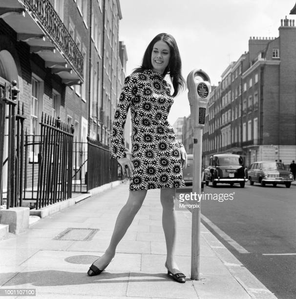 Actress Martine Beswick will be on of the models when her sister Laurellie Beswick has a fashion show at Dollies Club Laurellie a trained nurse sells...