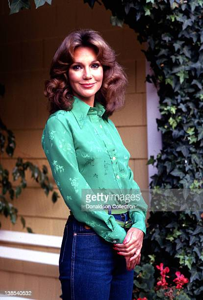 Actress Mary Ann Mobley poses for a portrait in her home in circa 1980 in Los Angeles California