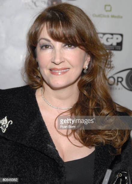 Actress Mary Apick arrives at the 2nd Annual Noor Film Festival Opening Ceremony at the LAX Hilton Hotel April 6 2008 in Los Angeles California