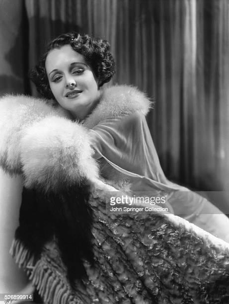Actress Mary Astor
