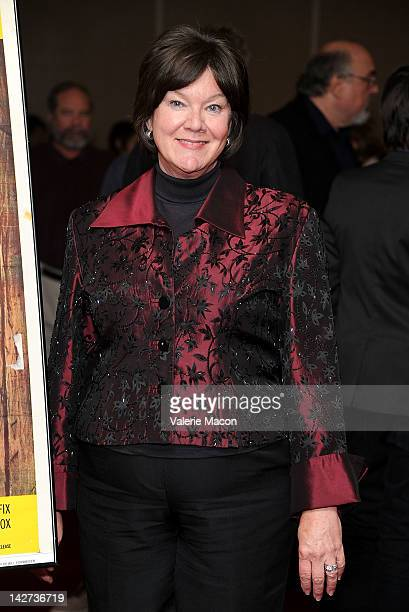"""Actress Mary Badham attends The Academy Of Motion Picture Arts And Sciences Presents The 50th Anniversary Screening Of """"To Kill A Mockingbird"""" at..."""