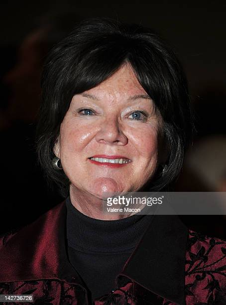 Actress Mary Badham attends The Academy Of Motion Picture Arts And Sciences Presents The 50th Anniversary Screening Of To Kill A Mockingbird at AMPAS...