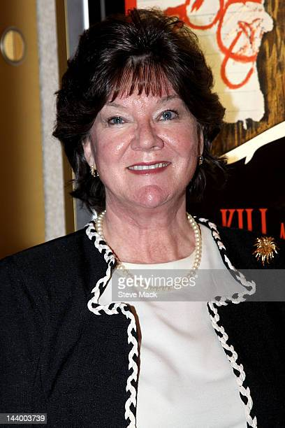 Actress Mary Badham attends the AMPAS 50th Anniversary Screening Of To Kill A Mocking Bird at the Academy Theater at Lighthouse International on May...