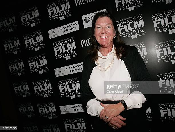 Actress Mary Badham attends the Night Of 1000 Stars during the Sarasota Film Festival at Michael's On East April 7 2006 in Sarasota Florida