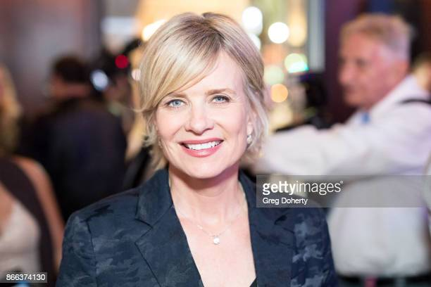 Actress Mary Beth Evans attends the Cast Premiere Screening Of Lany Entertainment's 'The Bay' Season 3 After Party at 33 Taps Hollywood on October 23...