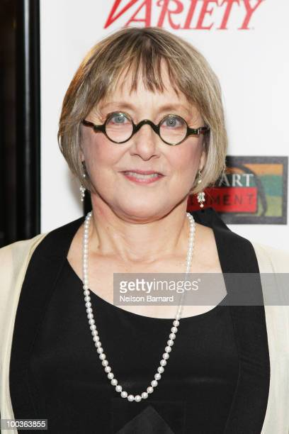 Actress Mary Beth Hurt arrives at the 55th Annual Drama Desk Award at FH LaGuardia Concert Hall at Lincoln Center on May 23 2010 in New York City