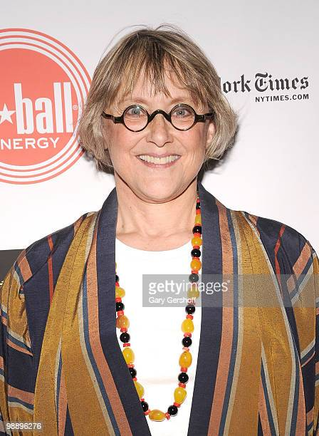 Actress Mary Beth Hurt attends the 2010 Drama Desk Award nominees cocktail reception at Churrascaria Plataforma on May 6 2010 in New York City