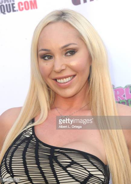 Actress Mary Carey arrives for Etheria Film Night held at The Egyptian Theatre on June 3 2017 in Los Angeles California