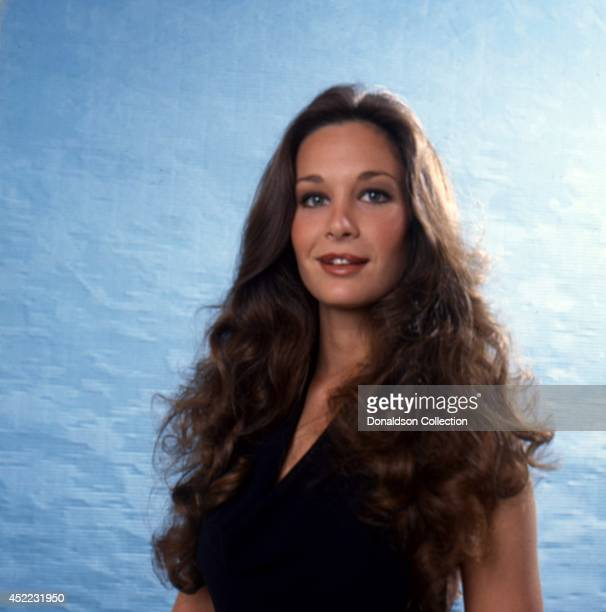 Actress Mary Crosby poses for a portrait in circa 1980 in Los Angeles California