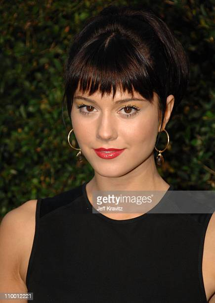 Actress Mary Elizabeth Winstead arrives at the 2007 Spike TV Scream Awards at The Greek Theater on October 19 2007 in Los Angeles California