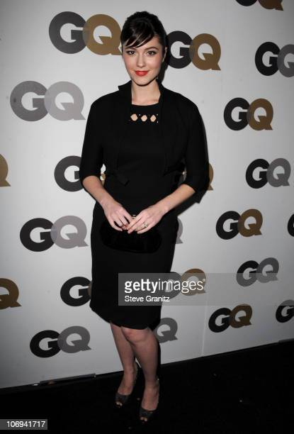 Actress Mary Elizabeth Winstead arrives at the GQ 2010 Men of the Year held at Chateau Marmont on November 17 2010 in Los Angeles California