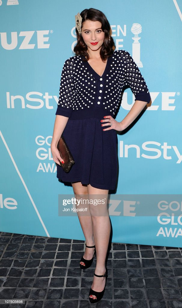 HFPA/InStyle Party Announcing Miss Golden Globe 2011
