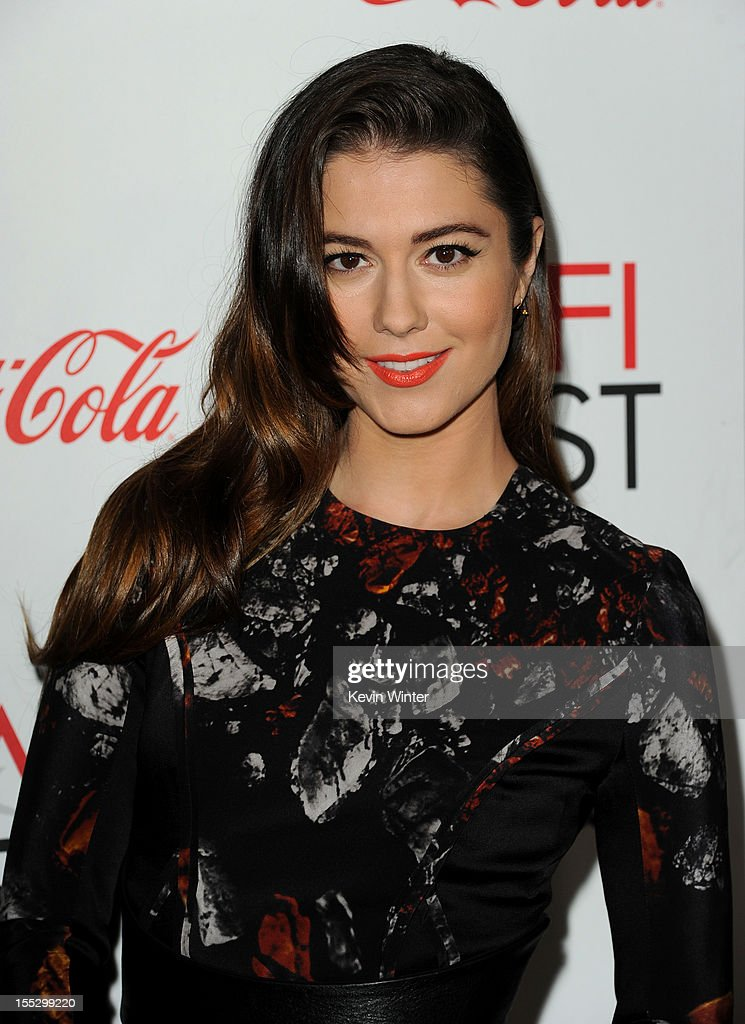 Actress Mary Elizabeth Winstead arrives at the 'Los Angeles Times Young Hollywood' Panel during 2012 AFI Fest 2012 presented by Audi at Grauman's Chinese Theatre on November 2, 2012 in Hollywood, California.
