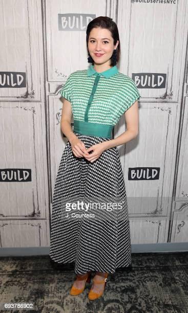 Actress Mary Elizabeth Winstead attends Build Presents Mary Elizabeth Winstead Discussing Fargoat Build Studio on June 8 2017 in New York City
