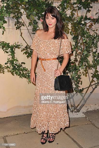 "Actress Mary Elizabeth Winstead attends MIU MIU presents Lucrecia Martel's ""Muta"" on July 19, 2011 in Beverly Hills, California."