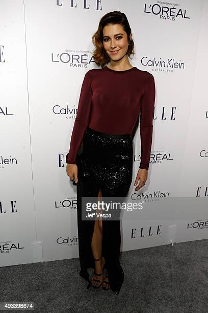 Actress Mary Elizabeth Winstead attends the 22nd Annual ELLE Women in Hollywood Awards presented by Calvin Klein Collection L'Oréal Paris and David...
