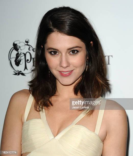 Actress Mary Elizabeth Winstead attends the 6th annual Women In Film pre-Oscar cocktail party at Fig & Olive Melrose Place on February 22, 2013 in...