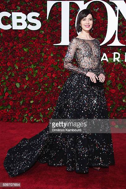 Actress Mary Elizabeth Winstead attends the 70th Annual Tony Awards at The Beacon Theatre on June 12 2016 in New York City
