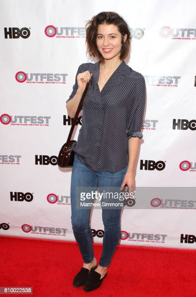 Actress Mary Elizabeth Winstead attends the opening night gala of 'God's Own Country' at the 2017 Outfest Los Angeles LGBT Film Festival at Orpheum...