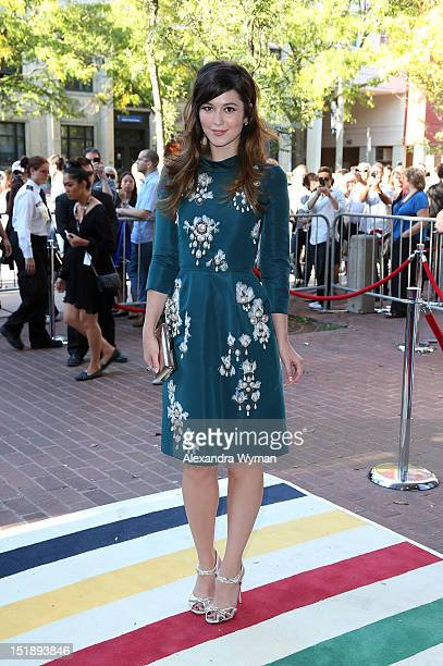 Actress Mary Elizabeth Winstead attends the Smashed premiere during the 2012 Toronto International Film Festival at Ryerson Theatre on September 12...