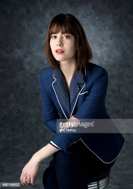Actress Mary Elizabeth Winstead is photographed for Los Angeles Times on May 10 2017 in Los Angeles California PUBLISHED IMAGE CREDIT MUST READ Kirk...