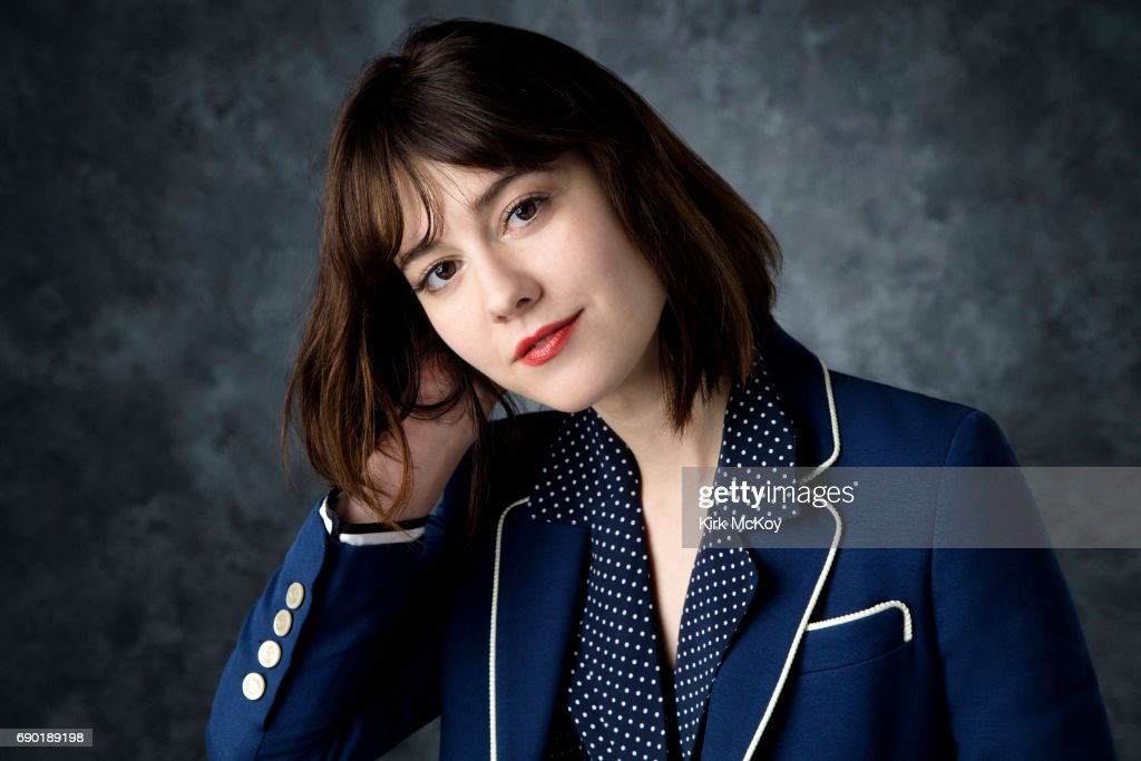 Mary Elizabeth Winstead, Los Angeles Times, May 15, 2017 : News Photo