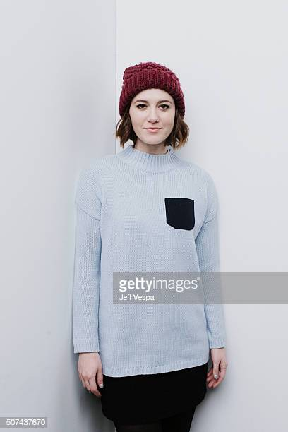 Actress Mary Elizabeth Winstead of 'Swiss Army Man' poses for a portrait at the 2016 Sundance Film Festival on January 22 2016 in Park City Utah