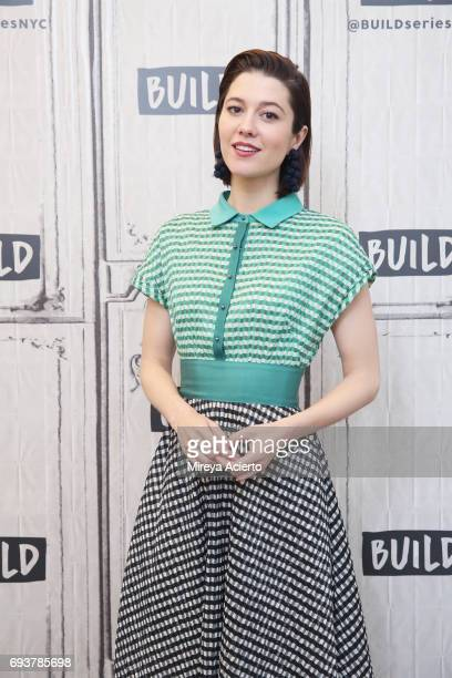 Actress Mary Elizabeth Winstead visits Build to discuss Fargo at Build Studio on June 8 2017 in New York City