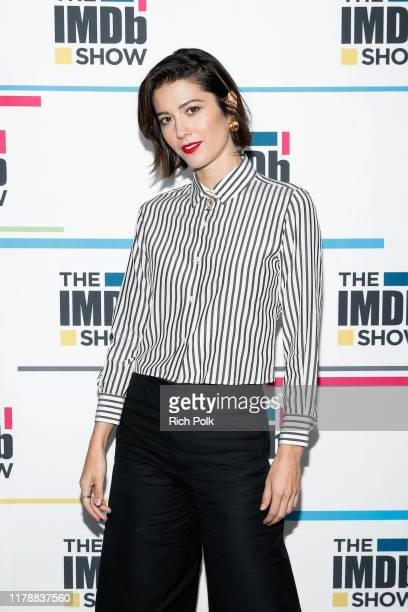Actress Mary Elizabeth Winstead visit's 'The IMDb Show' on August 22 2019 in Studio City California This episode of 'The IMDb Show' airs on October...