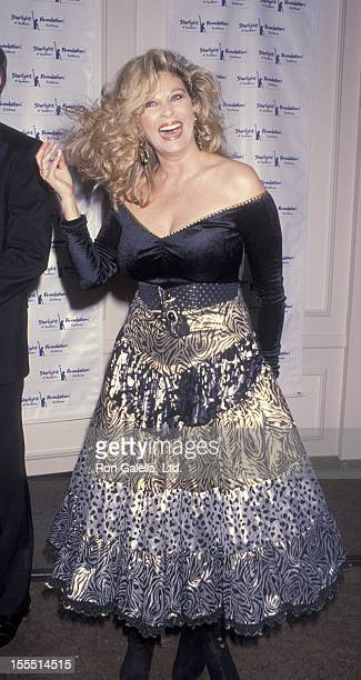 Actress Mary Frann attends Starlight Foundation Awards Gala on March 13 1993 at the Century Plaza Hotel in Century City California