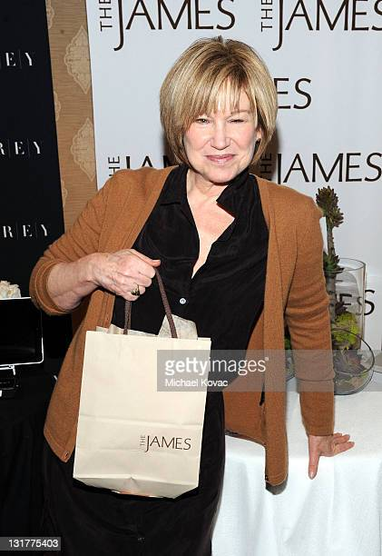 Actress Mary Kay Place attends the HBO Luxury Lounge in honor of the 68th Annual Golden Globe Awards at The Four Seasons Hotel on January 15 2011 in...