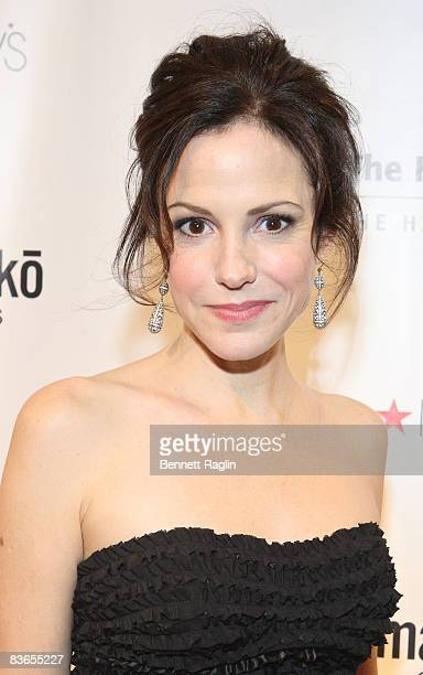 Actress Mary Louise Parker attends the 2008 Emery Awards at Cipriani on November 11 2008 in New York City