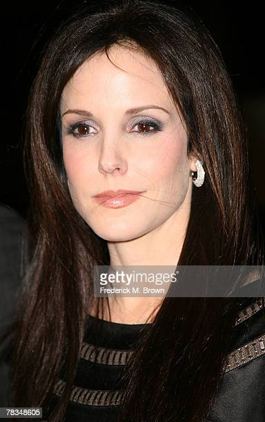 Actress Mary Louise Parker attends the Warner Bros' film premiere of 'PS I Love You' at Grauman's Chinese Theatre on December 9 2007 in Hollywood...
