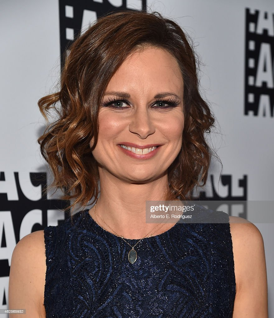 Actress Mary Lynn Rajskub attends the 65th Annual ACE Eddie Awards at The Beverly Hilton Hotel on January 30, 2015 in Beverly Hills, California.