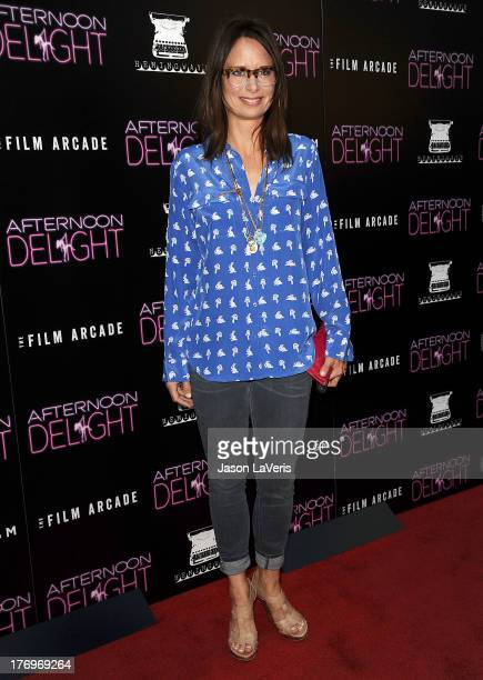 Actress Mary Lynn Rajskub attends the premiere of 'Afternoon Delight' at ArcLight Hollywood on August 19 2013 in Hollywood California