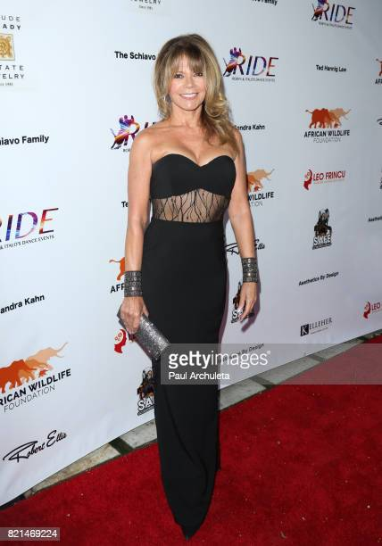 Actress Mary Margaret Humes attends the Ride Foundation's Inaugural Gala dance for Africa at Boulevard3 on July 23 2017 in Hollywood California