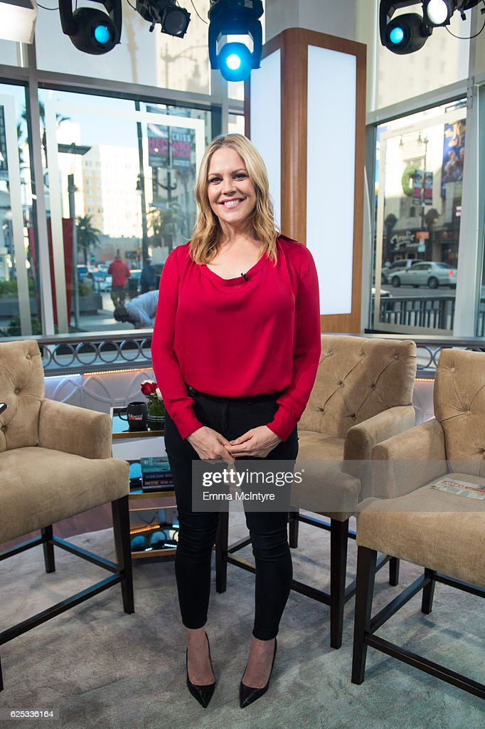 Mary McCormack And Carey Elwes Visit Hollywood Today Live